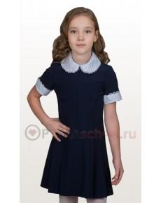 платье р.30-42 АЛЁНКА с коротким рукавом