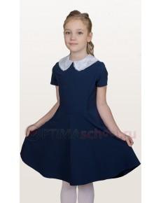 платье р.30-38 РЕГИНА с коротким рукавом