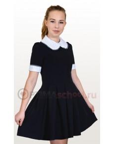платье р.40-46 ЭЛЬВИРА  короткий рукав