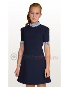 платье р.36-48 ВЕРОНИКА с коротким рукавом