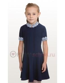платье р.30-42 ИРИНКА с коротким рукавом